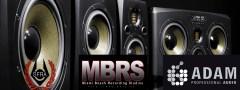 MBRS & SFRA PRESENTS: ADAM AUDIO PROFESSIONAL SX LINE DEMO EVENT