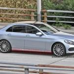2015 Mercedes-Benz C-Class Spy Shot (18)