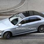2015 Mercedes-Benz C-Class Spy Shot (9)
