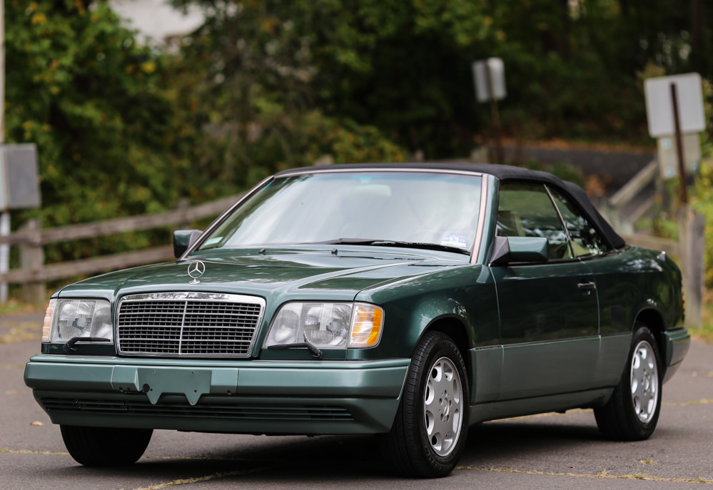 Check out this timeproof 1994 mercedes benz e320 for Mercedes benz e320 convertible for sale