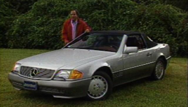 Mercedes 500SL