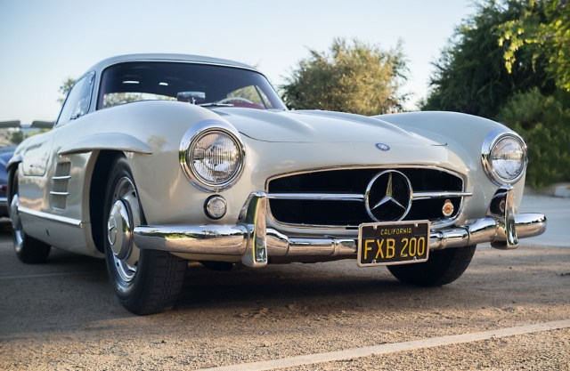 300sl-gullwing-front