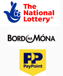 Lotto and paypoint