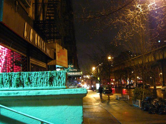 Tiemann and Broadway