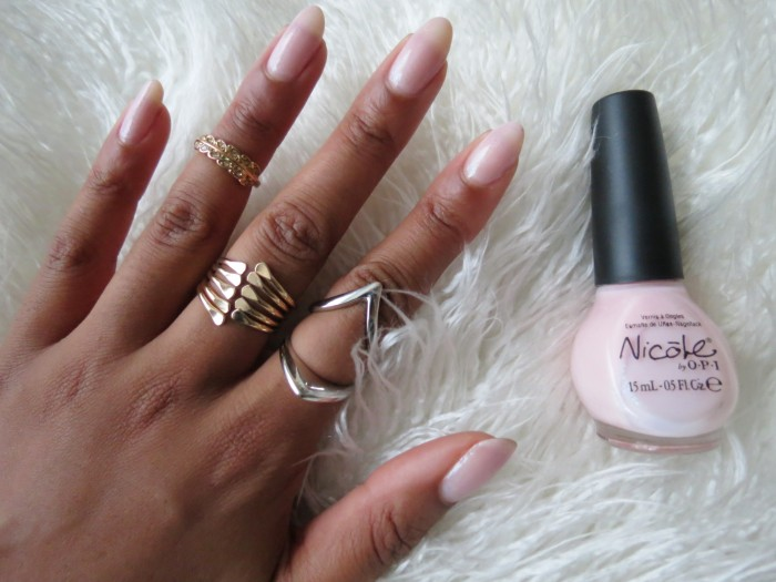 How to Get An Almond Shape With Natural Nails – McKenzie Renae