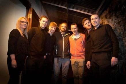 ross browne mcnamee's bar staff