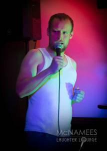 Owen Colgan - McNamees Laughter Lounge