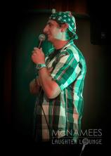 Stephen Kelly Entertaining McNamees Laughter Lounge