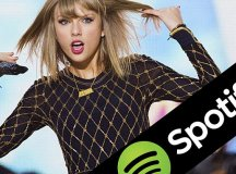 Taylor too Swift to spot on Spotify