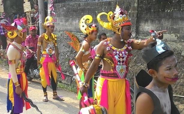 Karang Taruna Desa Klumpit Karnaval