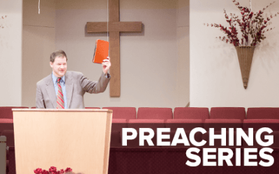 Summer Preaching Series: July & August