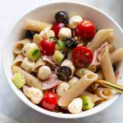Small Of Penne Pasta Salad