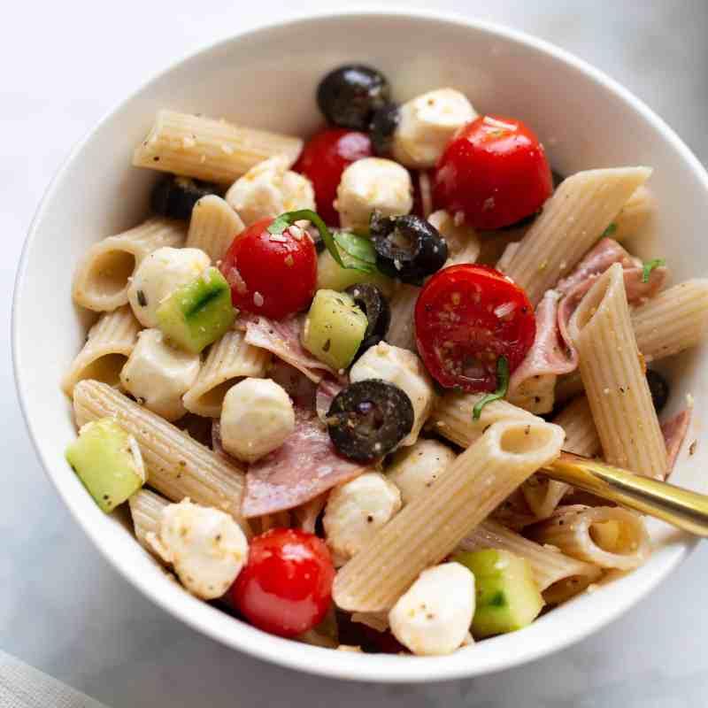 Large Of Penne Pasta Salad