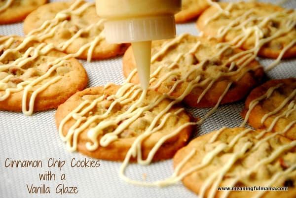 cinnamon chip #cookies #vanilla glaze-018 | Cookie Monster ...