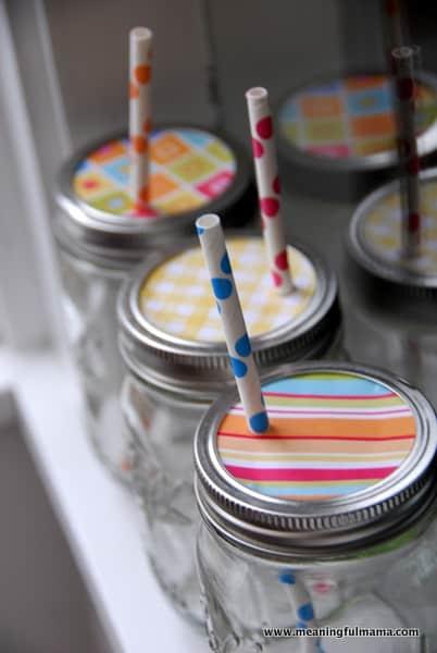 1-#mason jars #decorative #lids #tutorial-017
