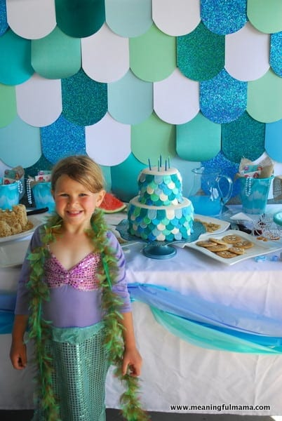 1-#mermaid party #decorating ideas-024