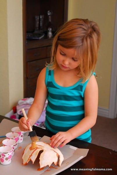 1-#leaf bowl #craft #salt dough #kids-044