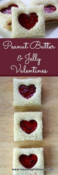 1-#peanutbutter and jelly #valentine treats