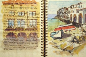 Spain Sketchbook #5