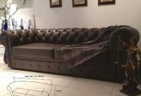 Двойной мягкий диван Chester