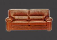 Кожаный мягкий диван Таурус 2