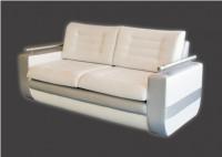 Кожаный мягкий диван Ультра