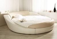 Круглые кровати