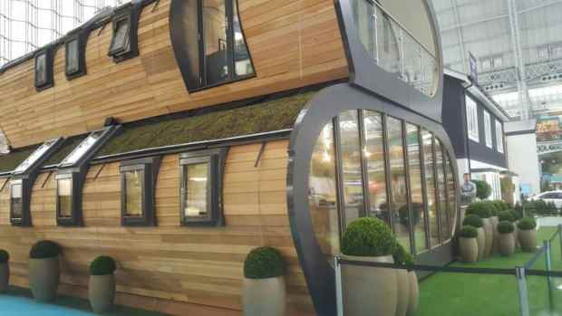 Versatile Beautiful And Energy Efficient Modular Eco Buildings Mecc Interiors Inc