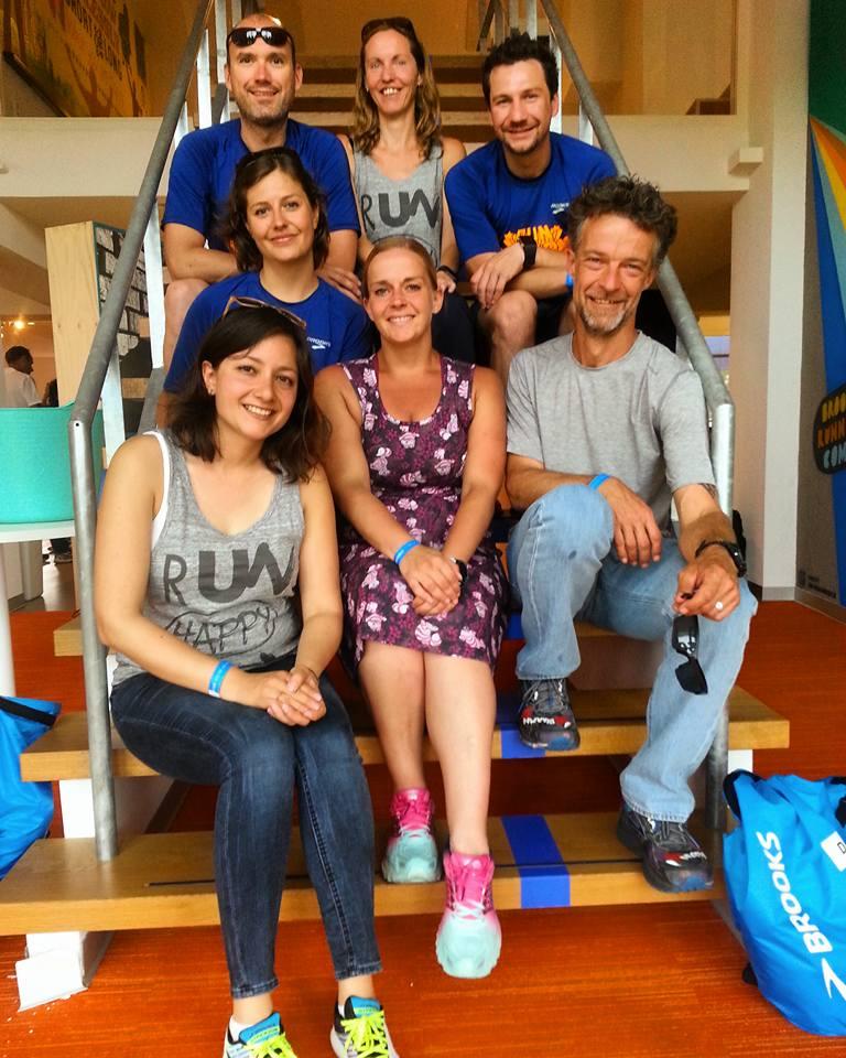 Brooks-Wochenende: ECH Amsterdam