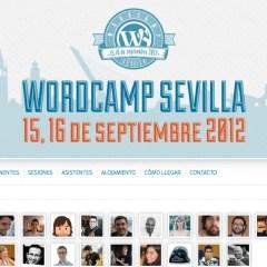 WordCamp Sevilla 2012