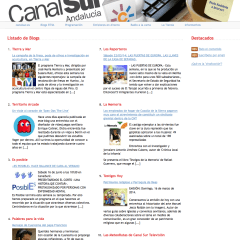Blogs Canal Sur