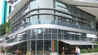 Starbucks Opens its First Store in Medellín, Five More are Planned