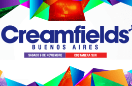 Creamfields Buenos Aires 2013