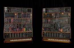 Nueva replica de Moog Modular