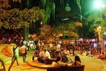 La idea es que los turistas y visitantes del parque puedan transitar tranquilamente por la zona para revivir su condición turística.