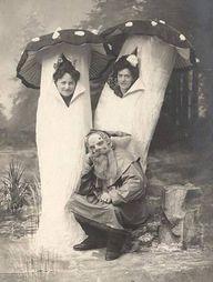 Amanita Costumes