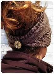 Crochet headband - f