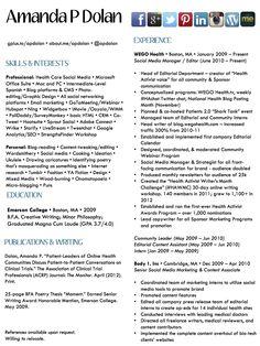 Custom resume builder