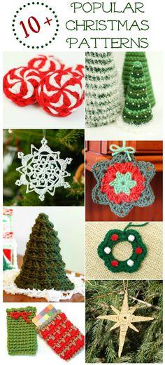 Free Crochet Christm