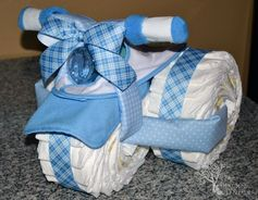 Tricycle Diaper Tutorial