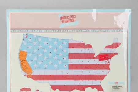 scratch off usa map submited images.