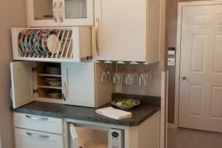 compact kitchen | cl b rv van ideas van dwelling