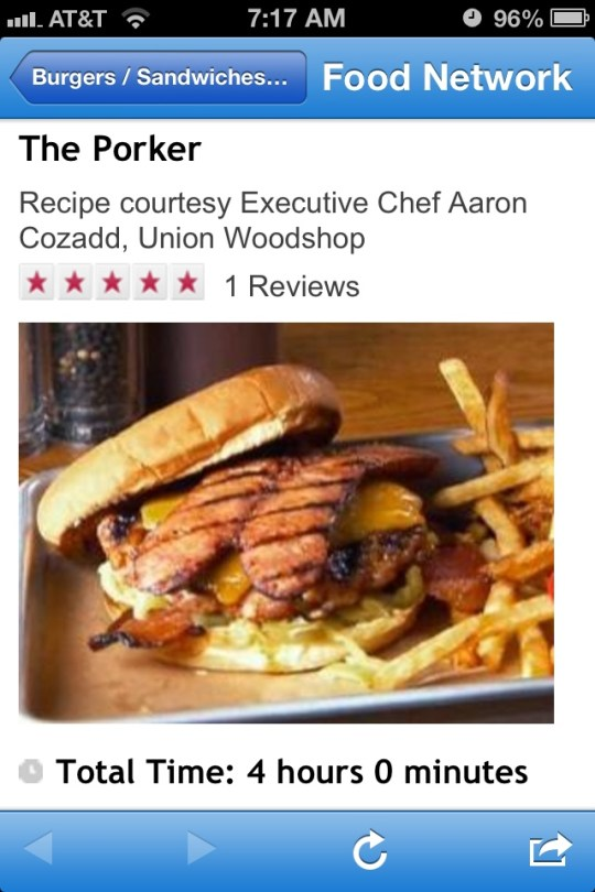 ... And Dives IPhone App Pinterest. Diners Drive Ins And Dives Recipes