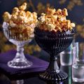tequila spiked caramel corn