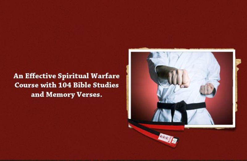 TCK a Spiritual Warfare Course