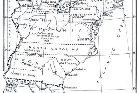 united states map 1783 | heritage maps, trees, timelines
