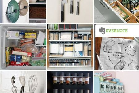 20 tips and tools for kitchen ization and storage