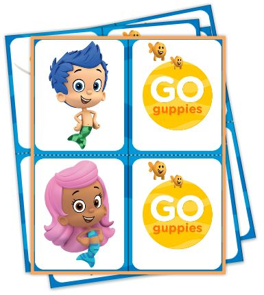 Bubble  Go Fish Game | ? Party Time ? | Pinterest
