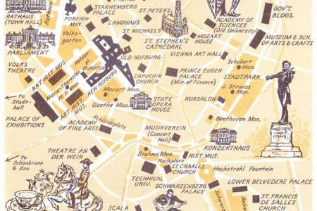 Map of austria vienna gumiabroncs Choice Image