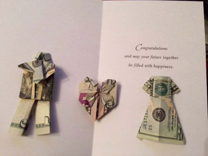 Typical Wedding Gift Card Amount : Gift Card Holder By Jamiekimdesigns. Average Monetary Gift For Wedding ...